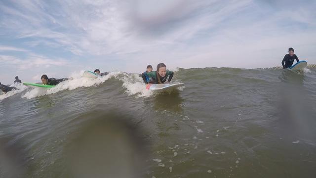 サーフィン大会過去イメージ